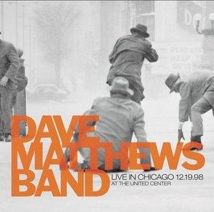 Live In Chicago 12-19-98 album cover