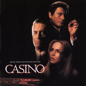 Casino: Original Motion Picture Soundtrack album cover
