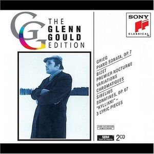 Grieg, Bizet, Sibelius album cover