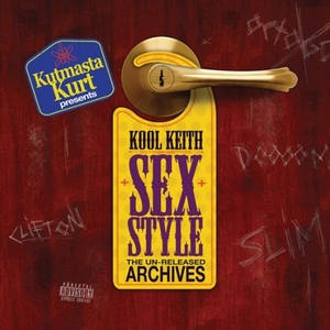 Sex Style: The Unreleased Archives album cover