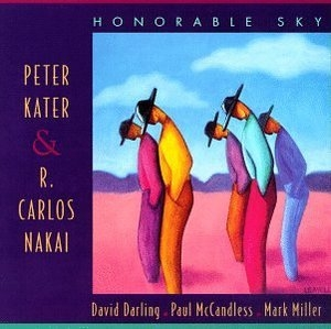 Honorable Sky album cover