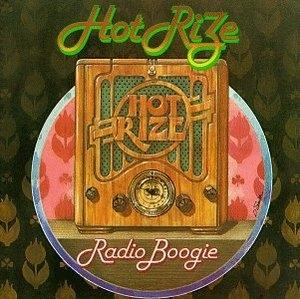 Radio Boogie album cover