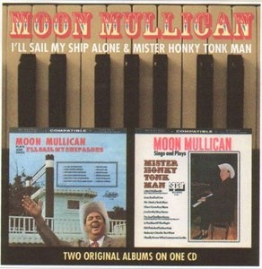 I'll Sail My Ship Alone~ Mister Honky Tonk Man album cover