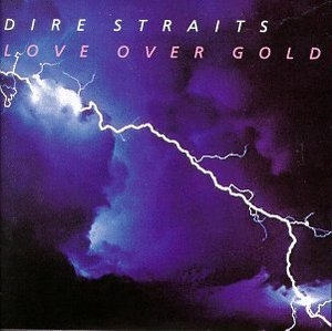 Love Over Gold album cover