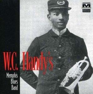 WC Handy Memphis Blues Band album cover