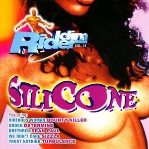 Riddim Rider, Vol. 14: Silicone album cover