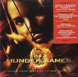 The Hunger Games: Songs From District 12 And Beyond (Soundtrack) album cover