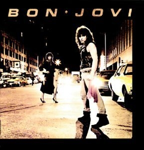 Bon Jovi album cover