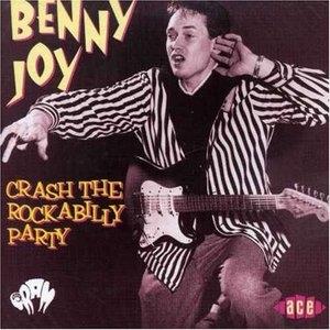 Crash The Rockabilly Party album cover