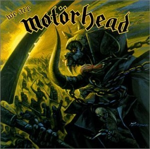 We Are Motörhead album cover