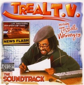 T Real T.V. The Soundtrack album cover