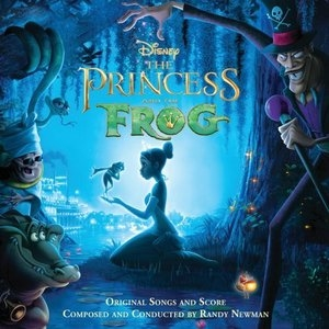 The Princess And The Frog (Original Songs And Score) album cover