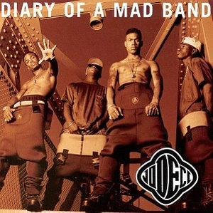 Diary Of A Mad Band album cover