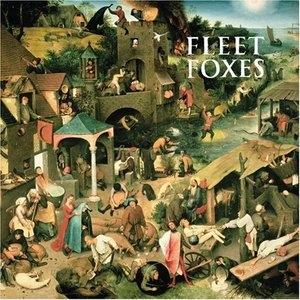 Fleet Foxes album cover