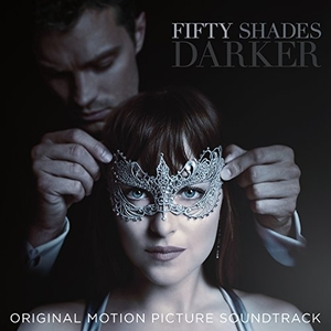 Fifty Shades Darker (Original Motion Picture Soundtrack) album cover