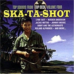 Top Sounds From Top Deck Vol.4-Ska-Ta-Shot album cover