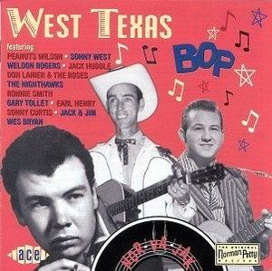 West Texas Bop album cover