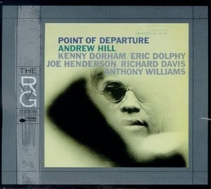Point Of Departure album cover