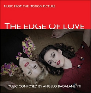 The Edge Of Love album cover