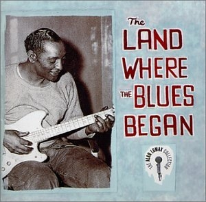 The Land Where The Blues Began album cover
