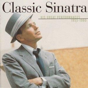 Classic Sinatra album cover