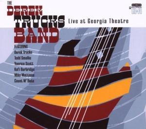 Live At Georgia Theatre album cover