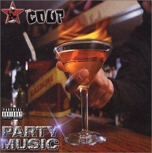 Party Music album cover