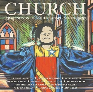 Church: Songs Of Soul & Inspiration album cover