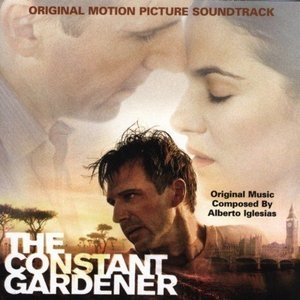 The Constant Gardener (Original Motion Picture Soundtrack) album cover