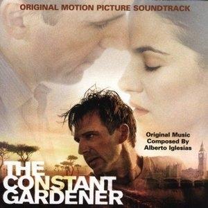 The Constant Gardener (Original Motion Picture Soundtrack) album cover