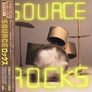 Source Rocks album cover