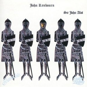 Sir John Alot album cover