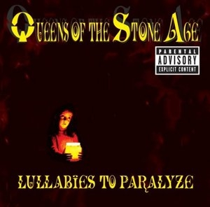 Lullabies To Paralyze album cover