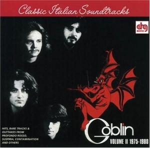 Goblin Volume II 1975-1980 album cover