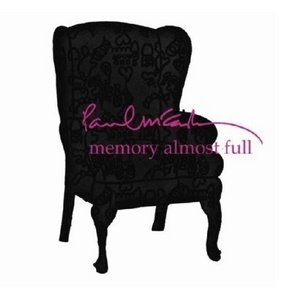 Memory Almost Full album cover