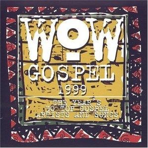 WOW Gospel 1999 album cover