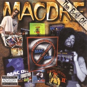 The Best Of Mac Dre album cover