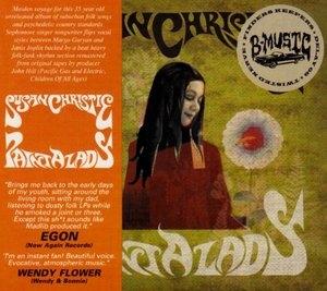 Paint A Lady album cover