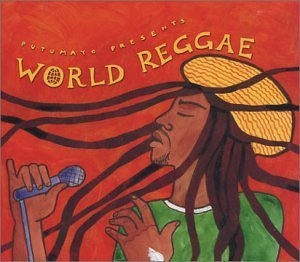 Putumayo Presents: World Reggae album cover