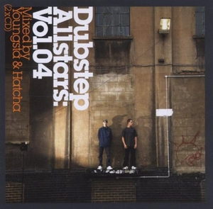 Dubstep Allstars, Vol.04: Mixed by Youngsta & Hatcha album cover