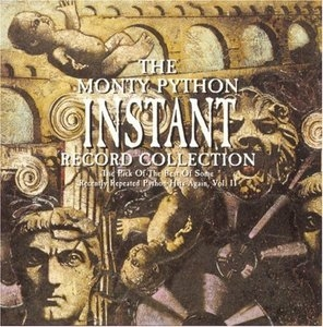 The Monty Python Instant Record Collection album cover