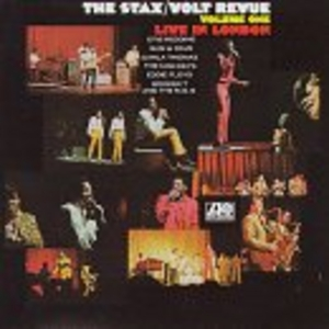 The Stax-Volt Revue, Vol. 1: Live In London album cover