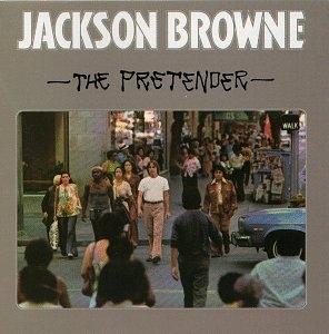 The Pretender album cover