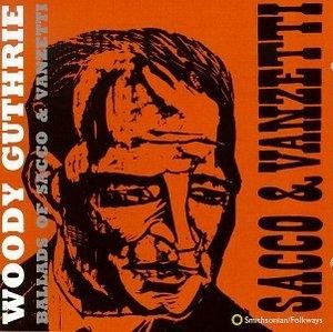 Ballads Of Sacco & Vanzetti album cover