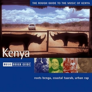 The Rough Guide To The Music Of Kenya album cover