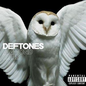 Diamond Eyes album cover