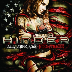 All American Nightmare album cover
