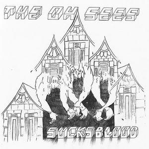 Sucks Blood album cover