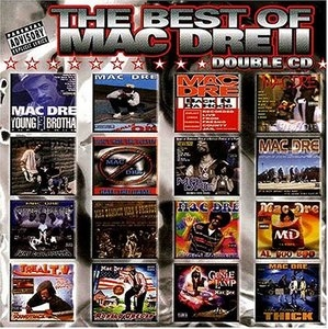 Best Of Mac Dre 2 album cover
