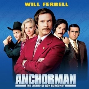 Anchorman: The Legend Of Ron Burgundy (Music From The Motion Picture) album cover